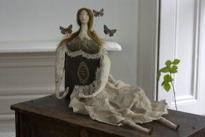 doll sculpture