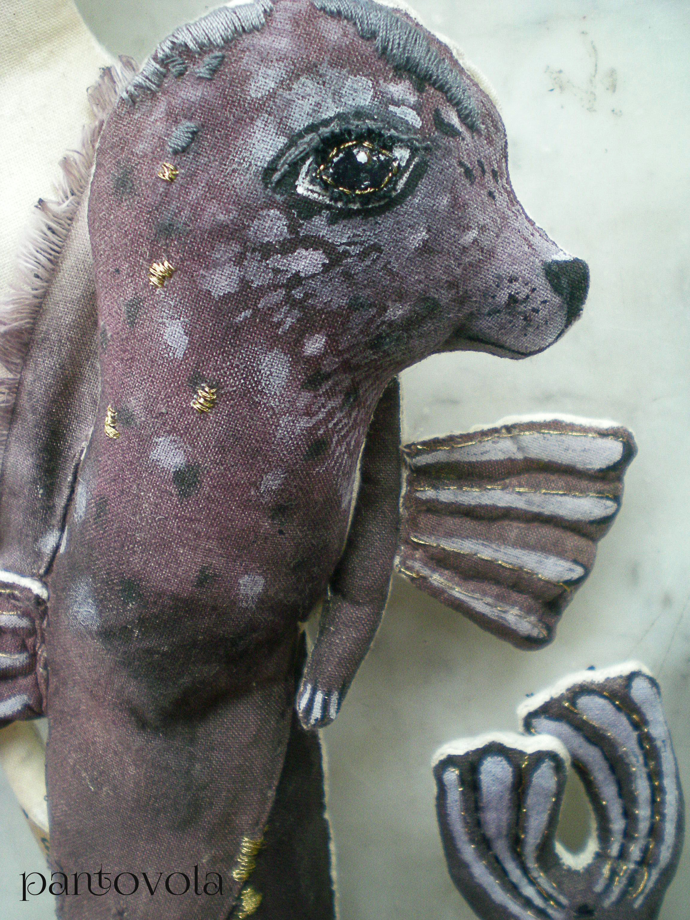 Ness Selkie detail