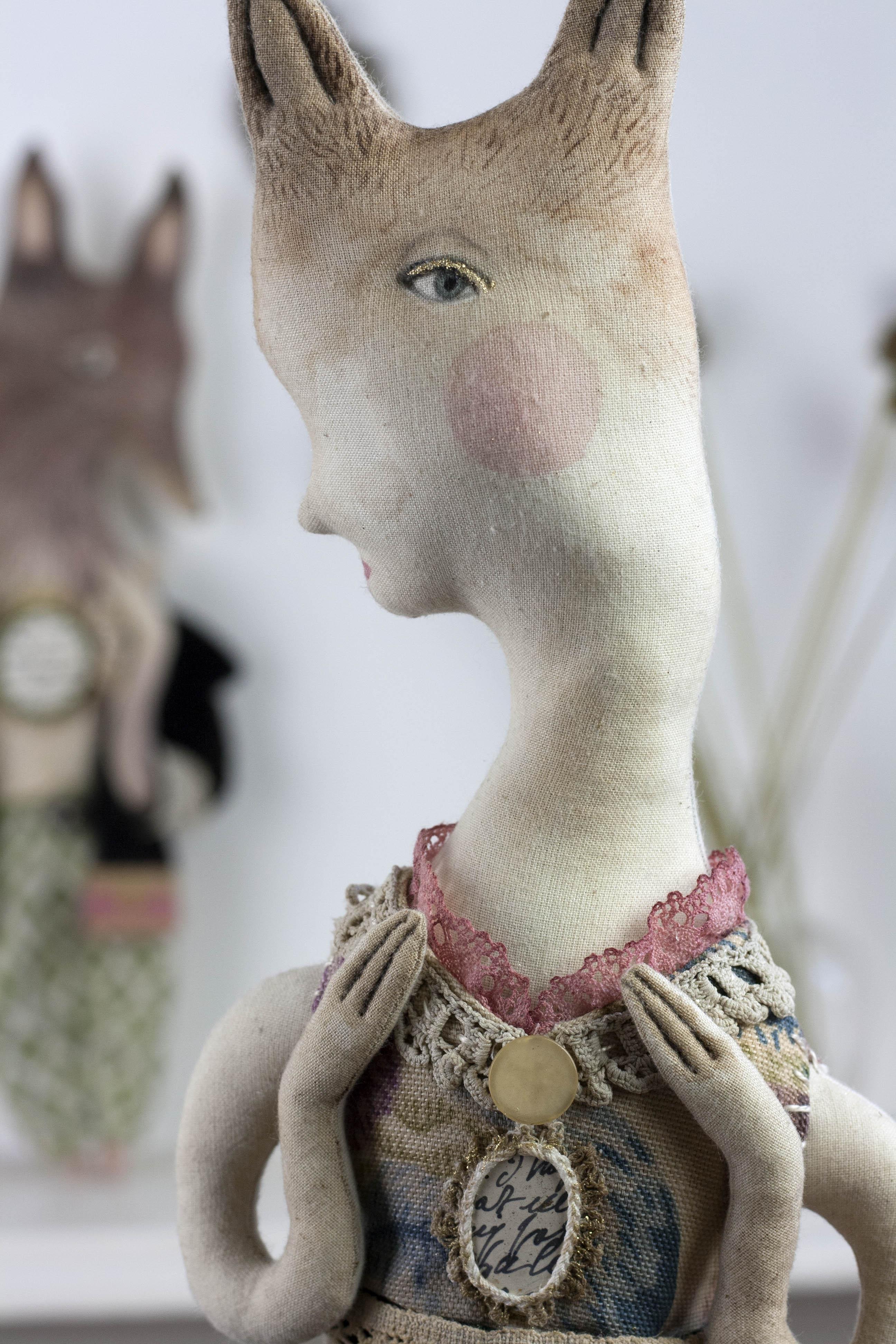 strange doll