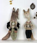 textile creatures