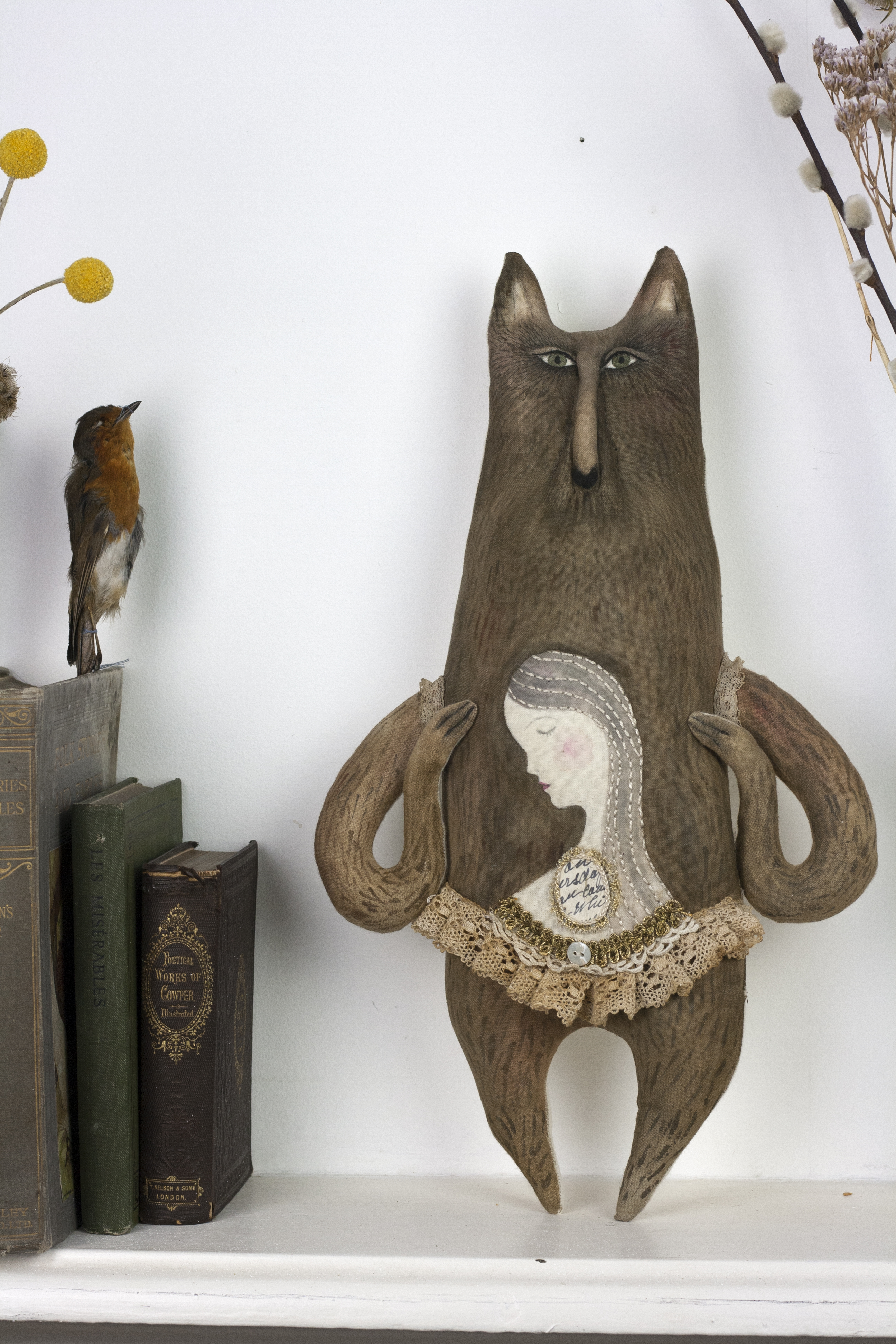 textile bear