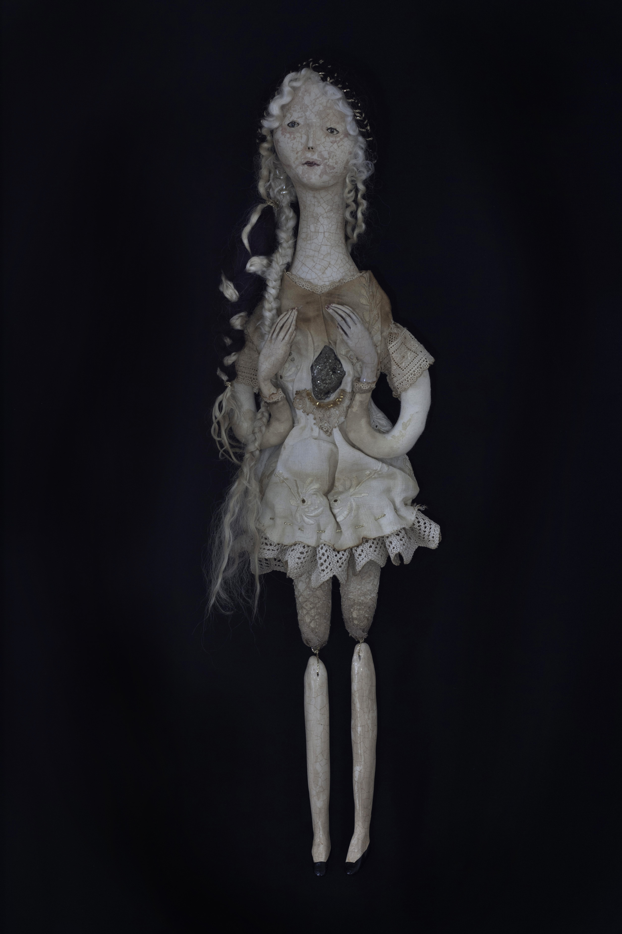 dark art doll