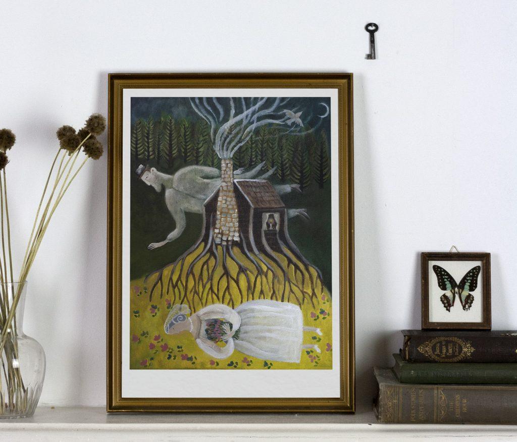 folklore illustration