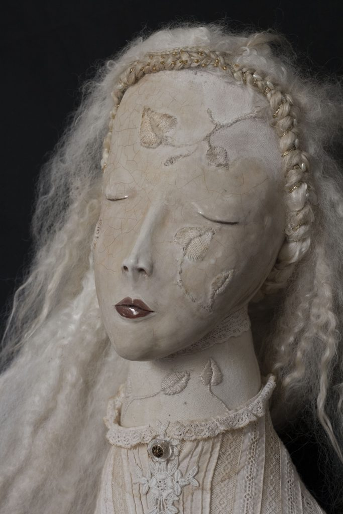 art doll sculpture