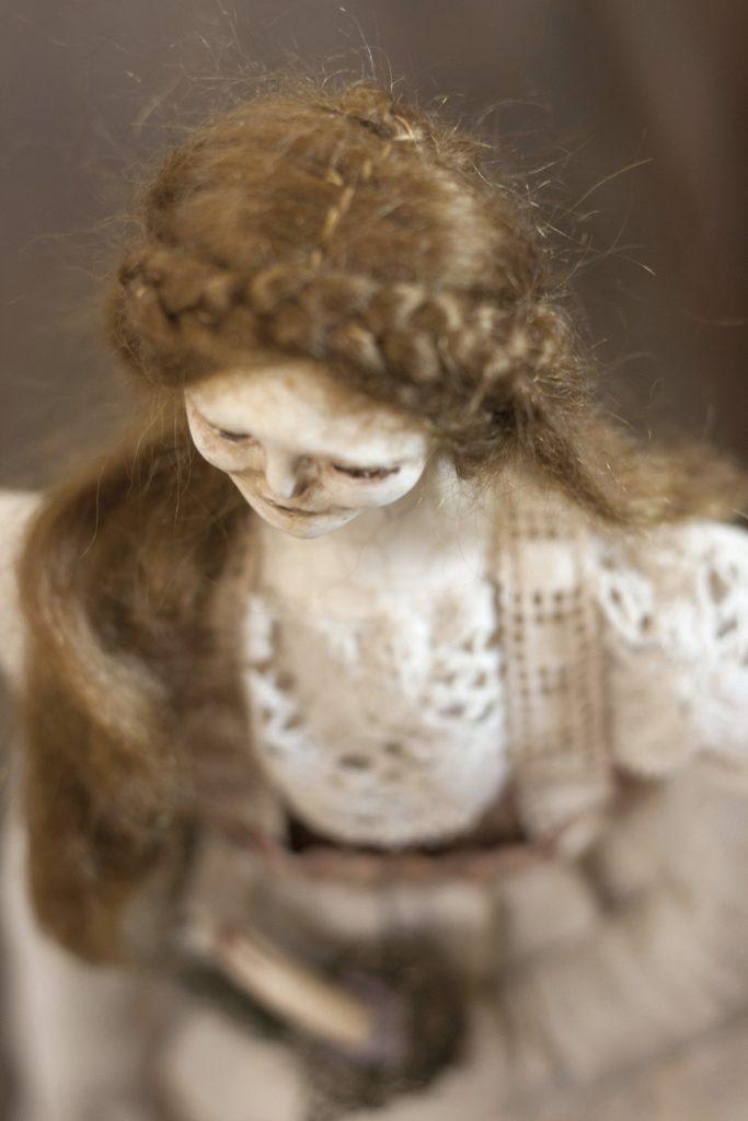 dolls hair