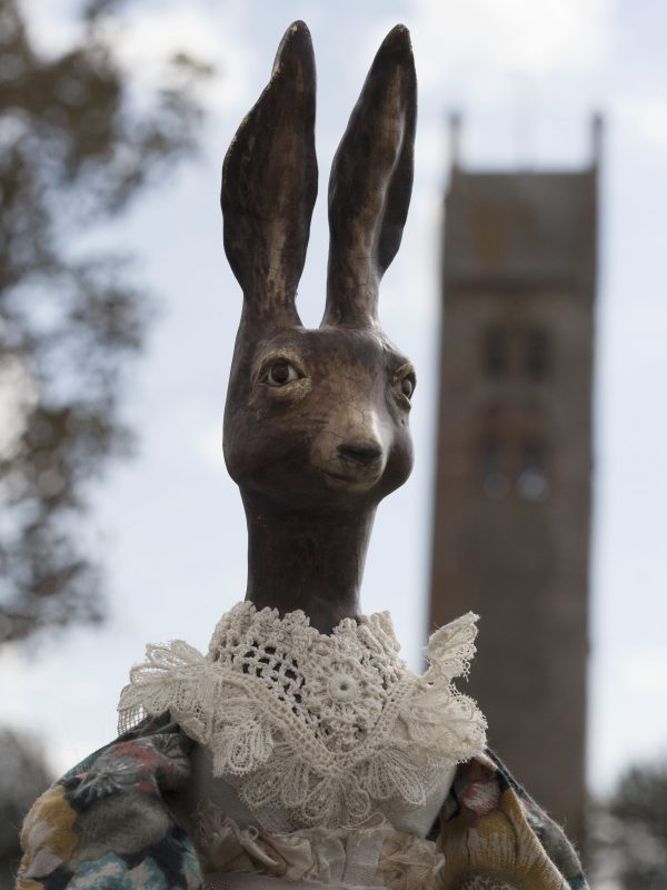 hare doll