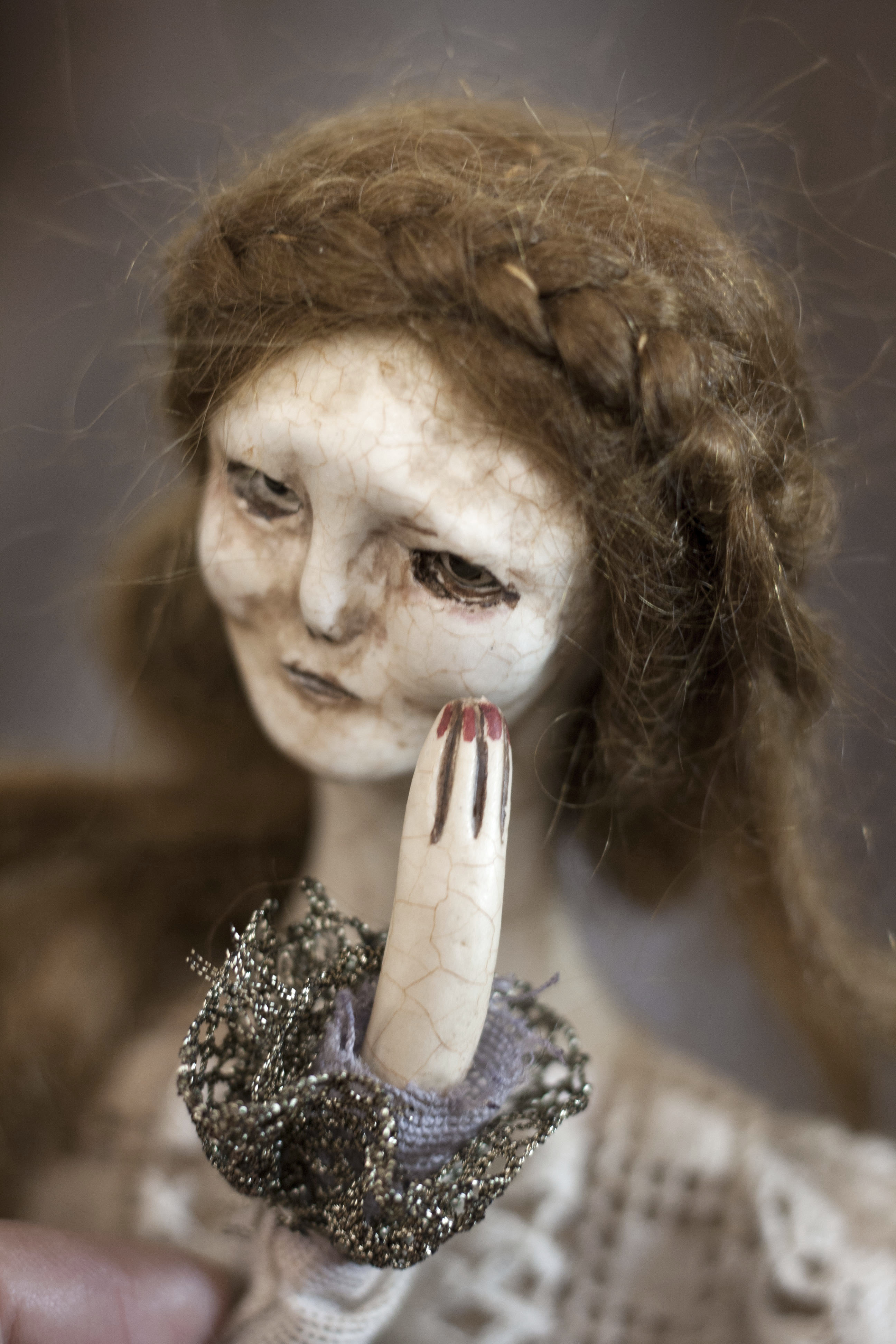 doll art