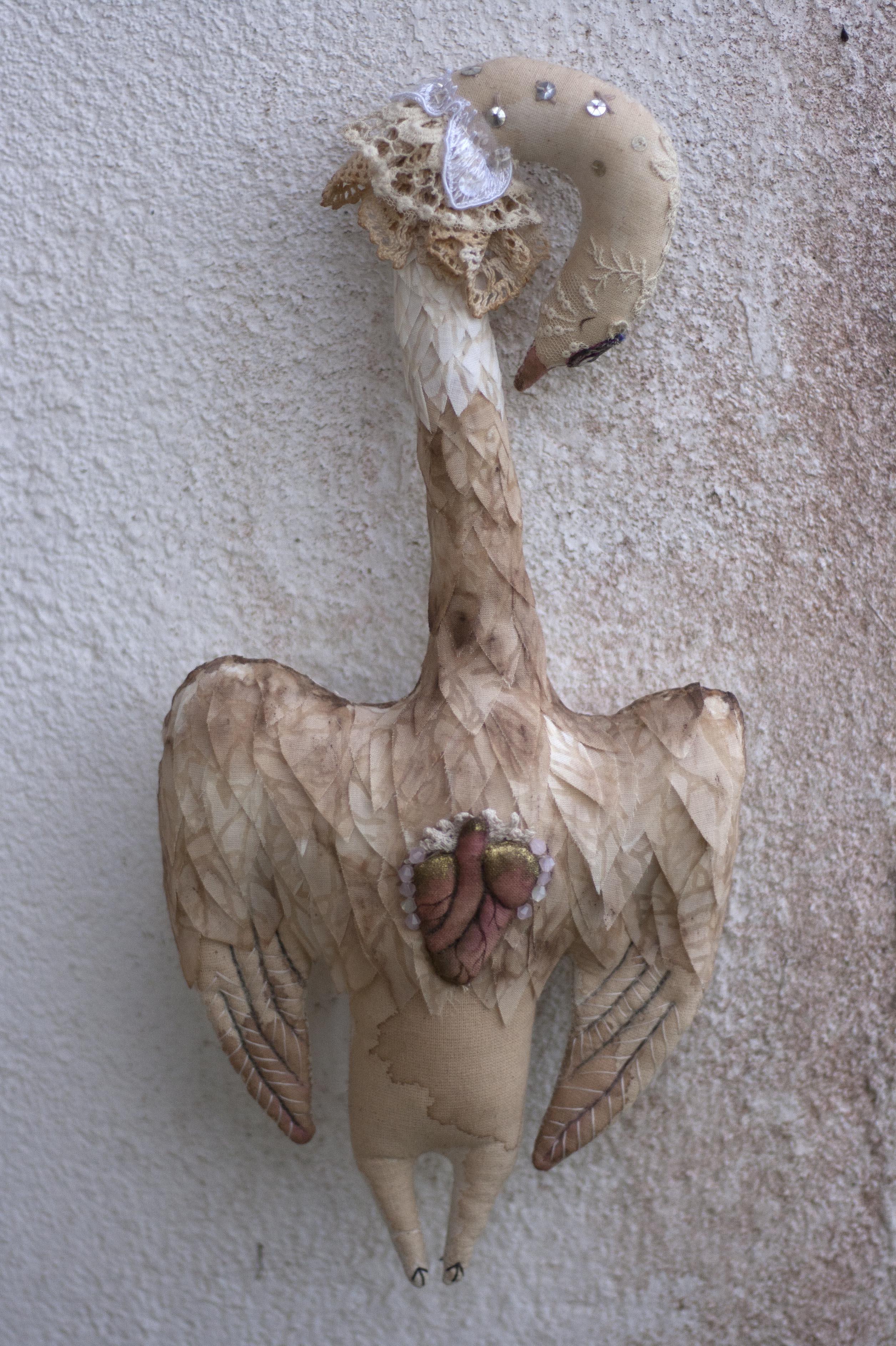 swan doll