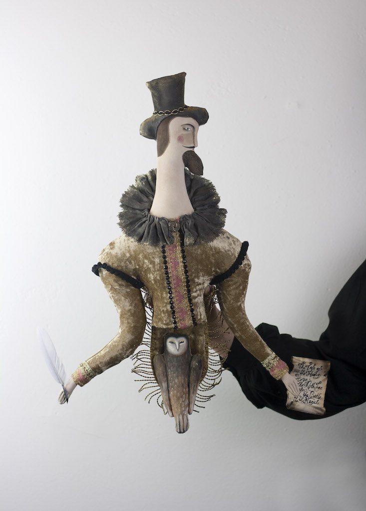 circus art doll