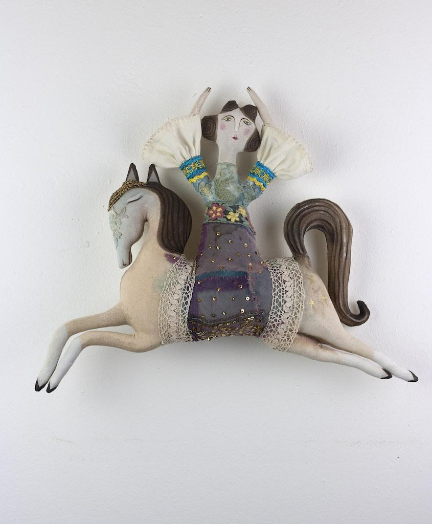 circus doll
