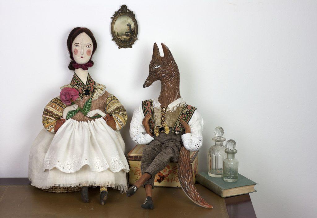 fairytale dolls