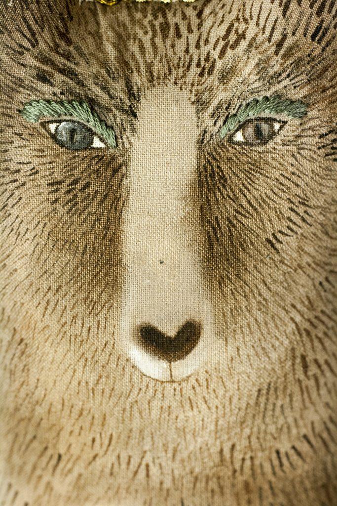 painted bear
