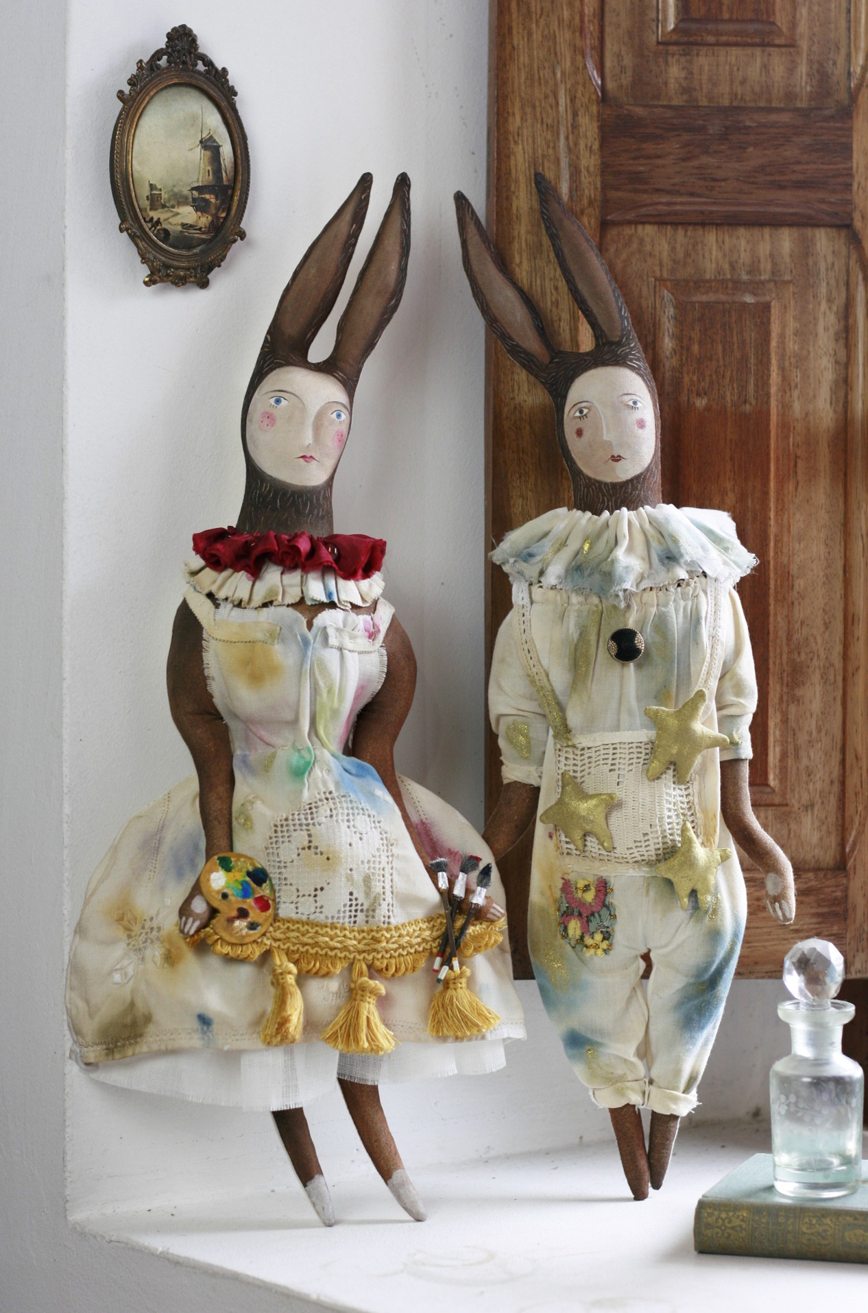 Huppel & Hoppel Hare