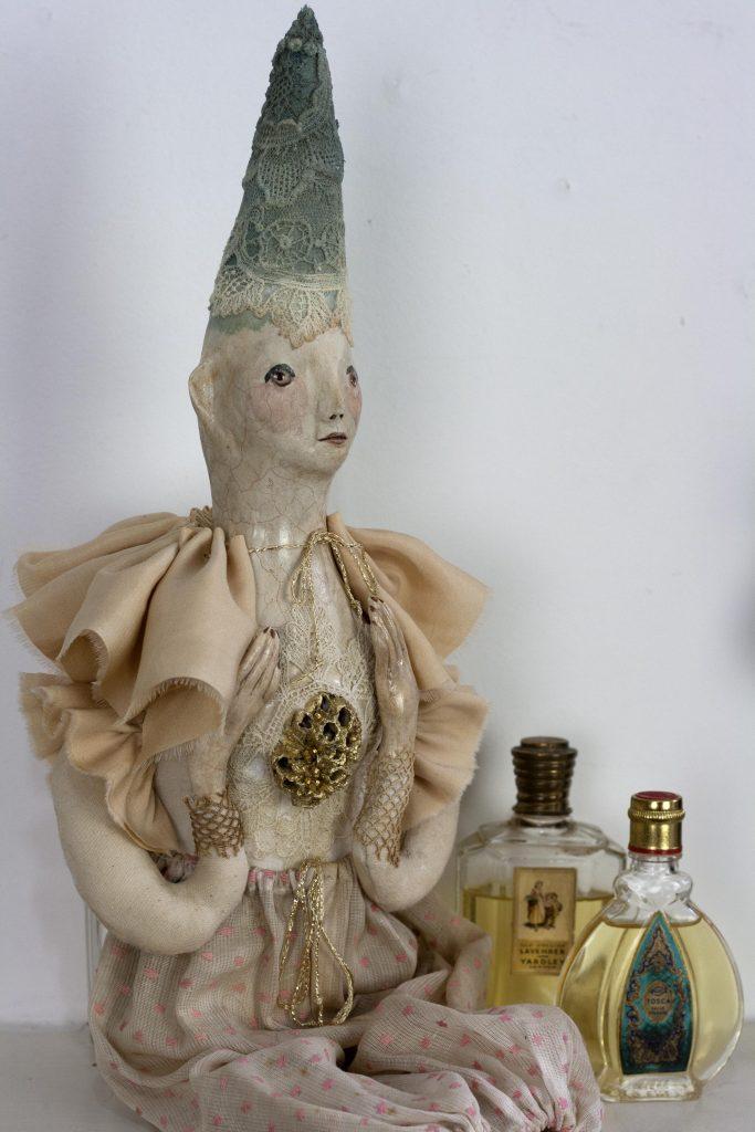 wizard doll