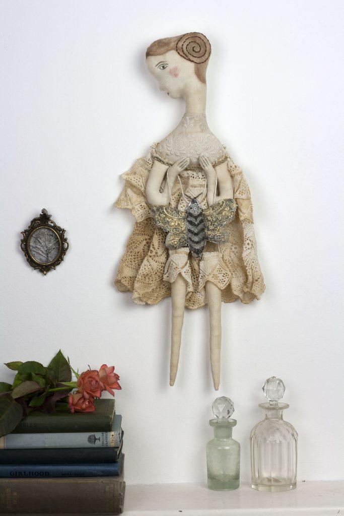 whimsical doll