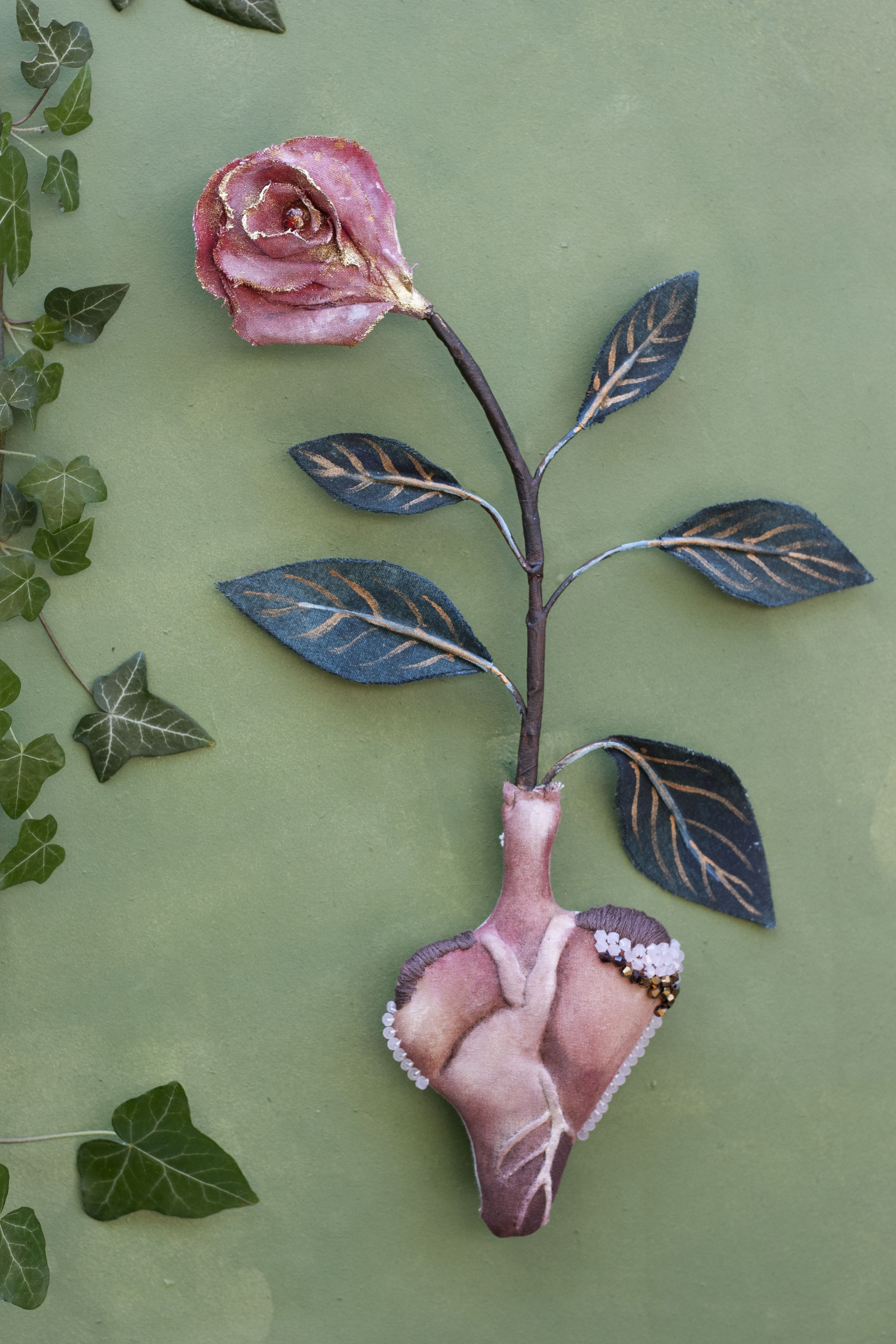 handmade flower