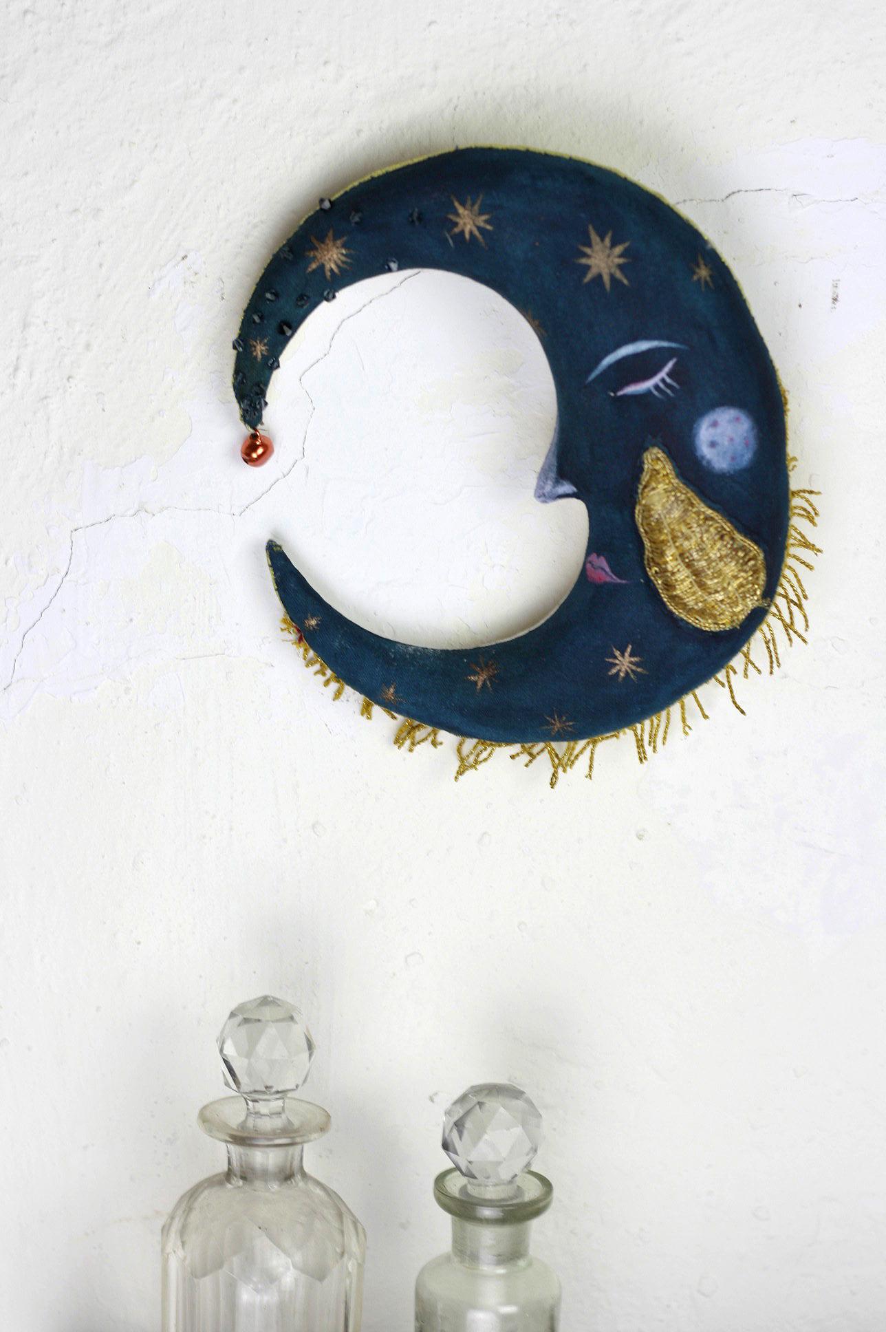 dreamy moon art