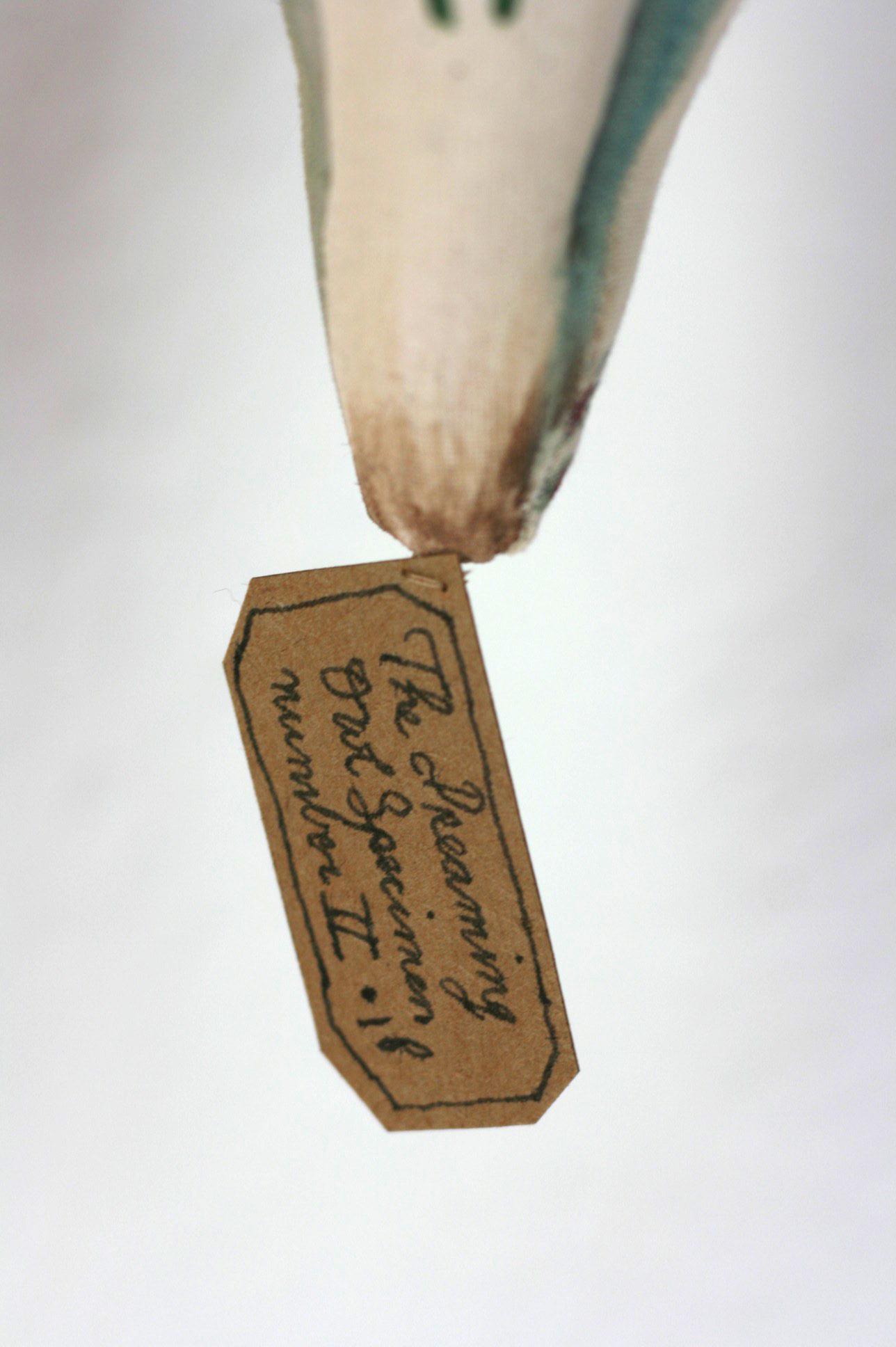 specimen card
