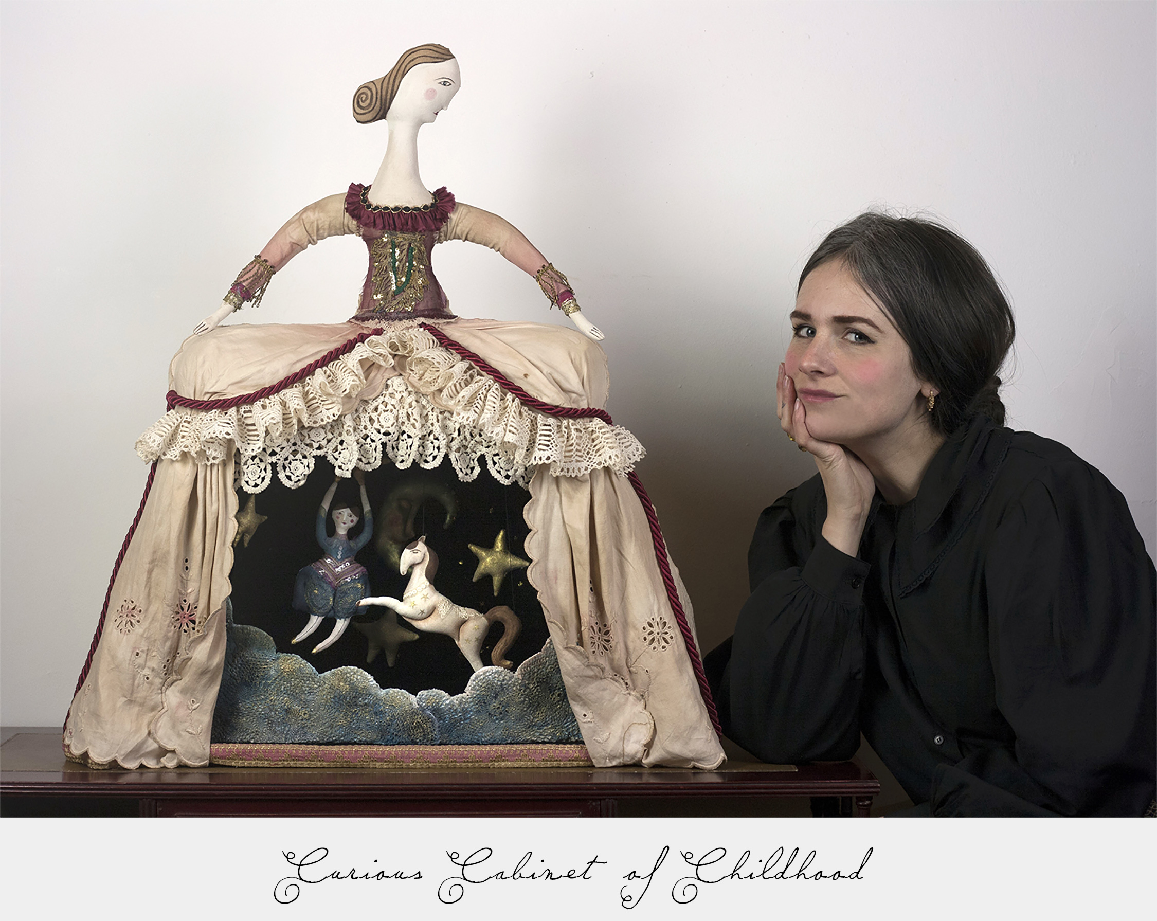 textile artist pantovola