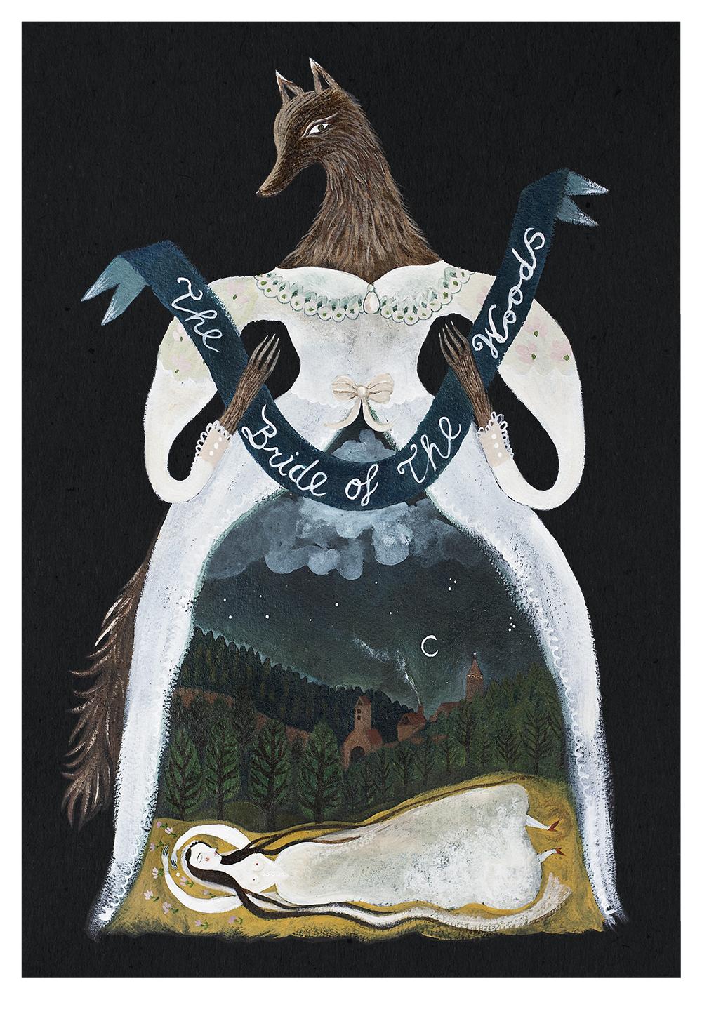 wolf folklore