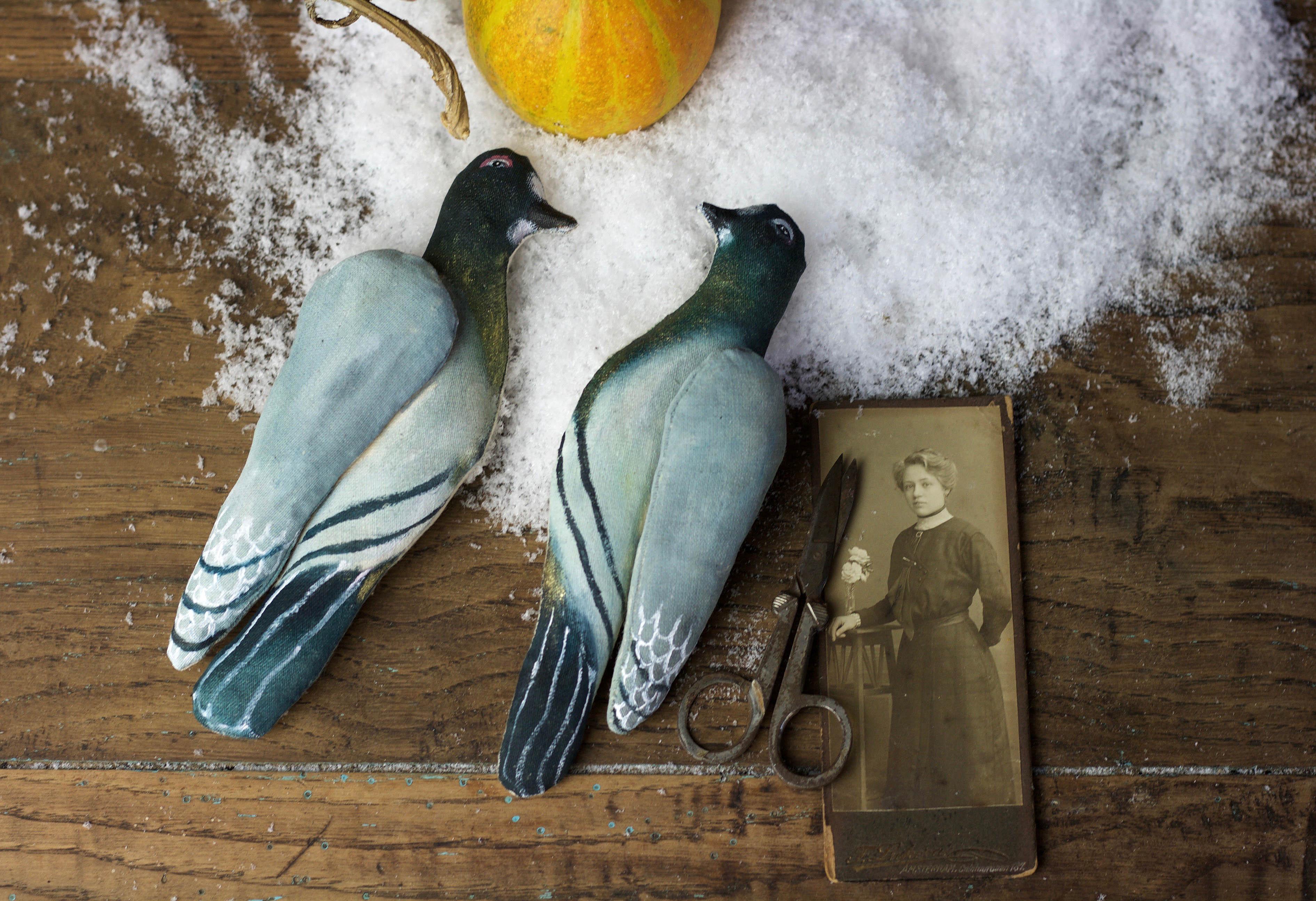 bird dolls