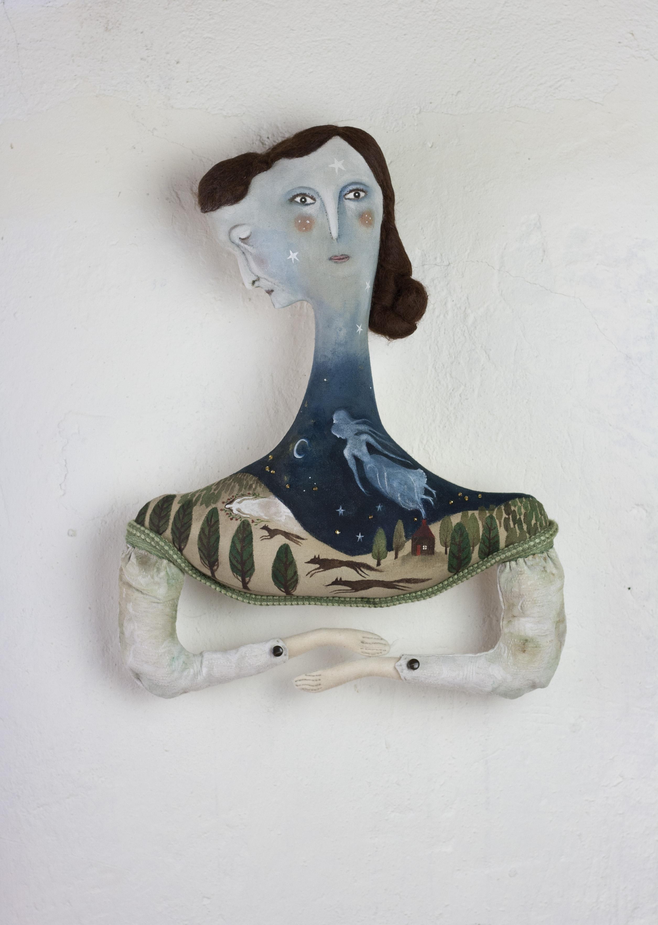 doll artist Pantovola