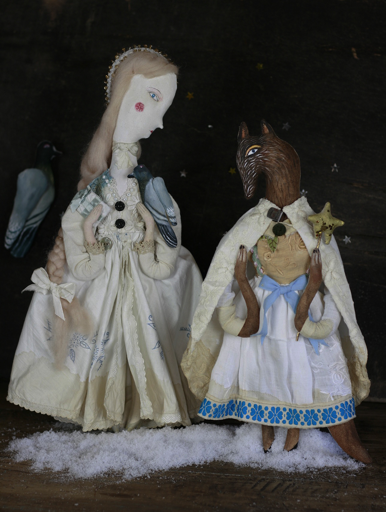 fairytale dolls