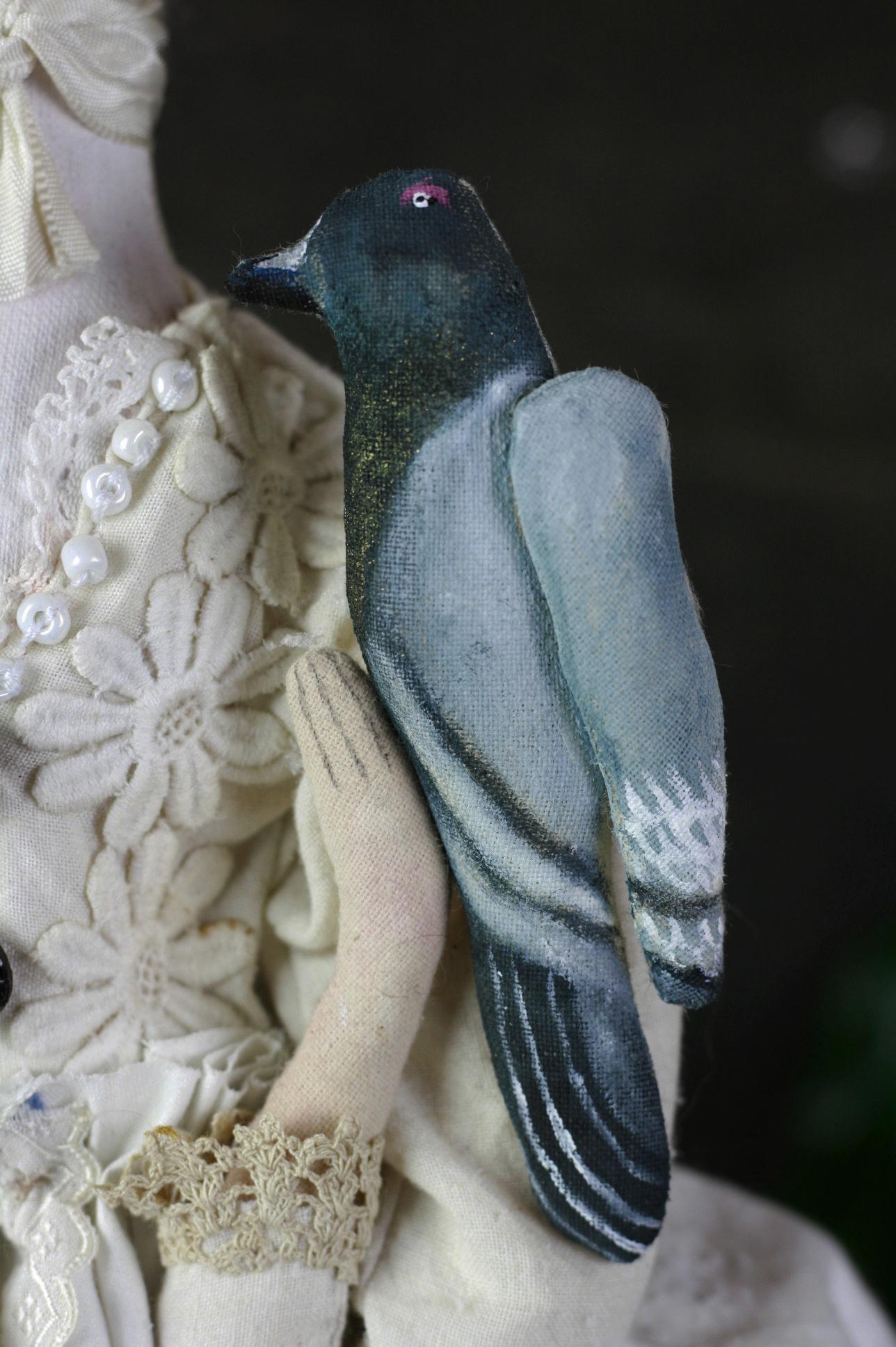 handmade bird