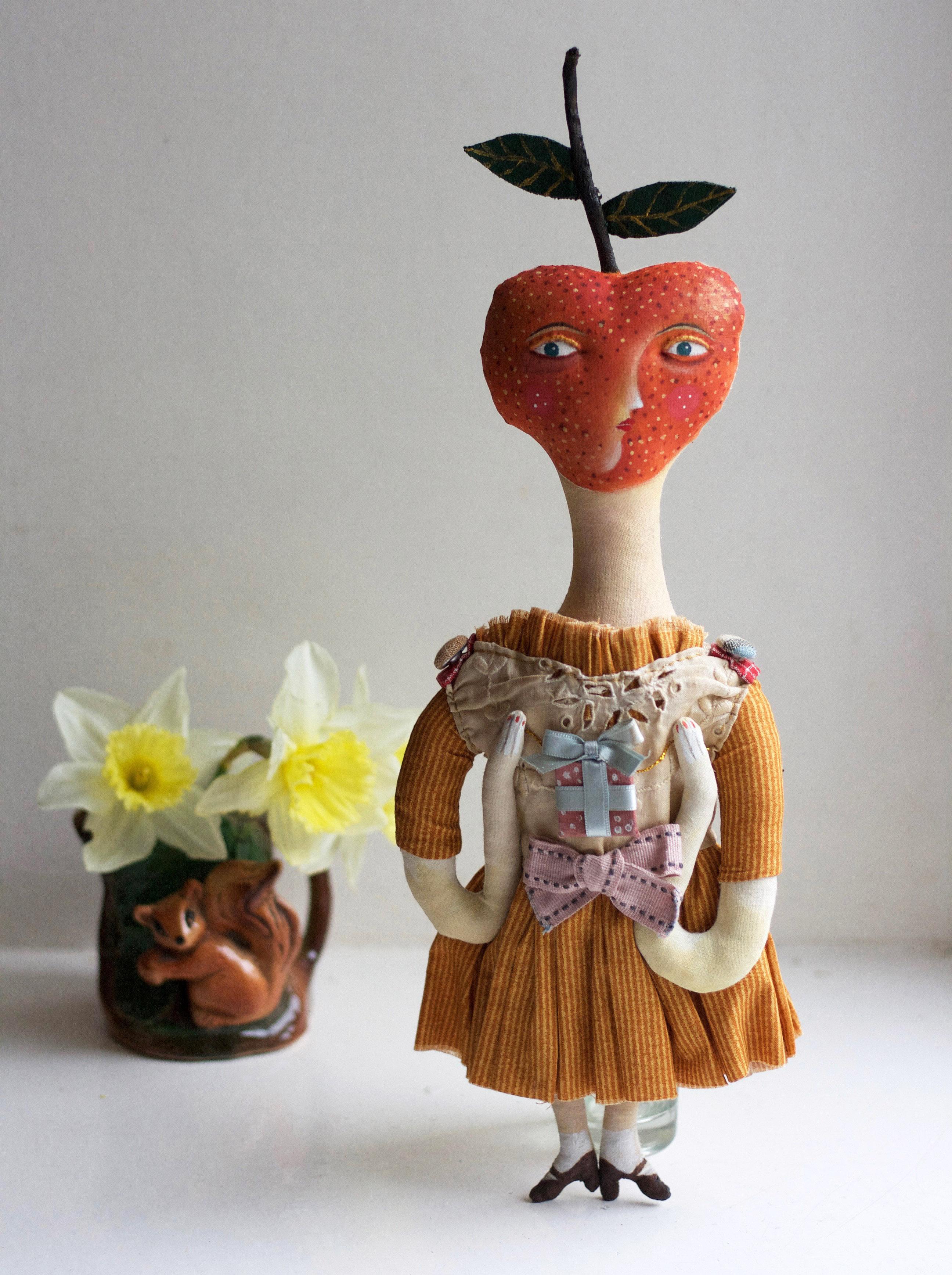 Tilly Tangerine