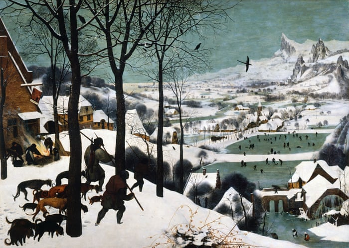 Bruegel winter