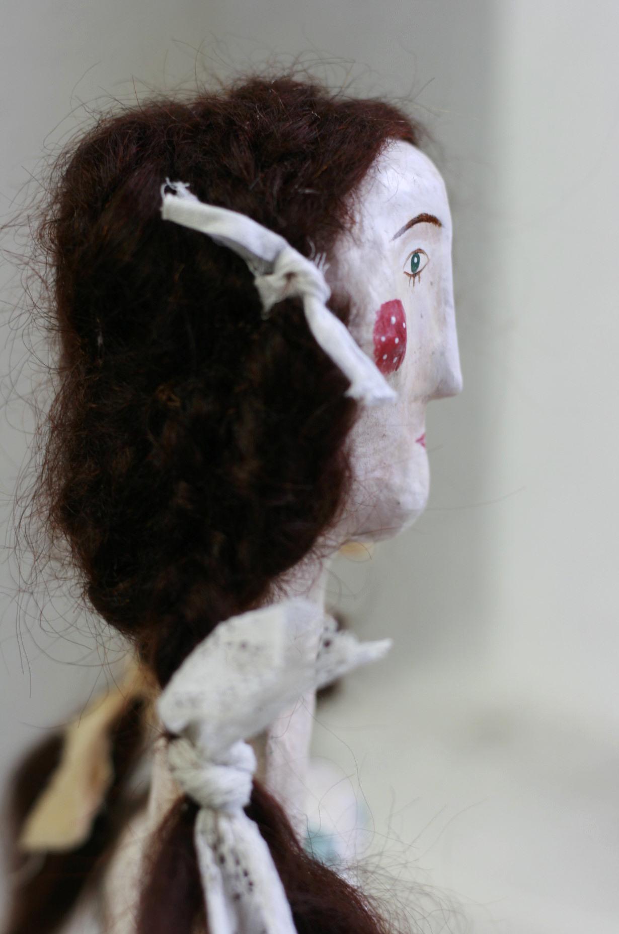 Woodland Spirit paper doll buste 11