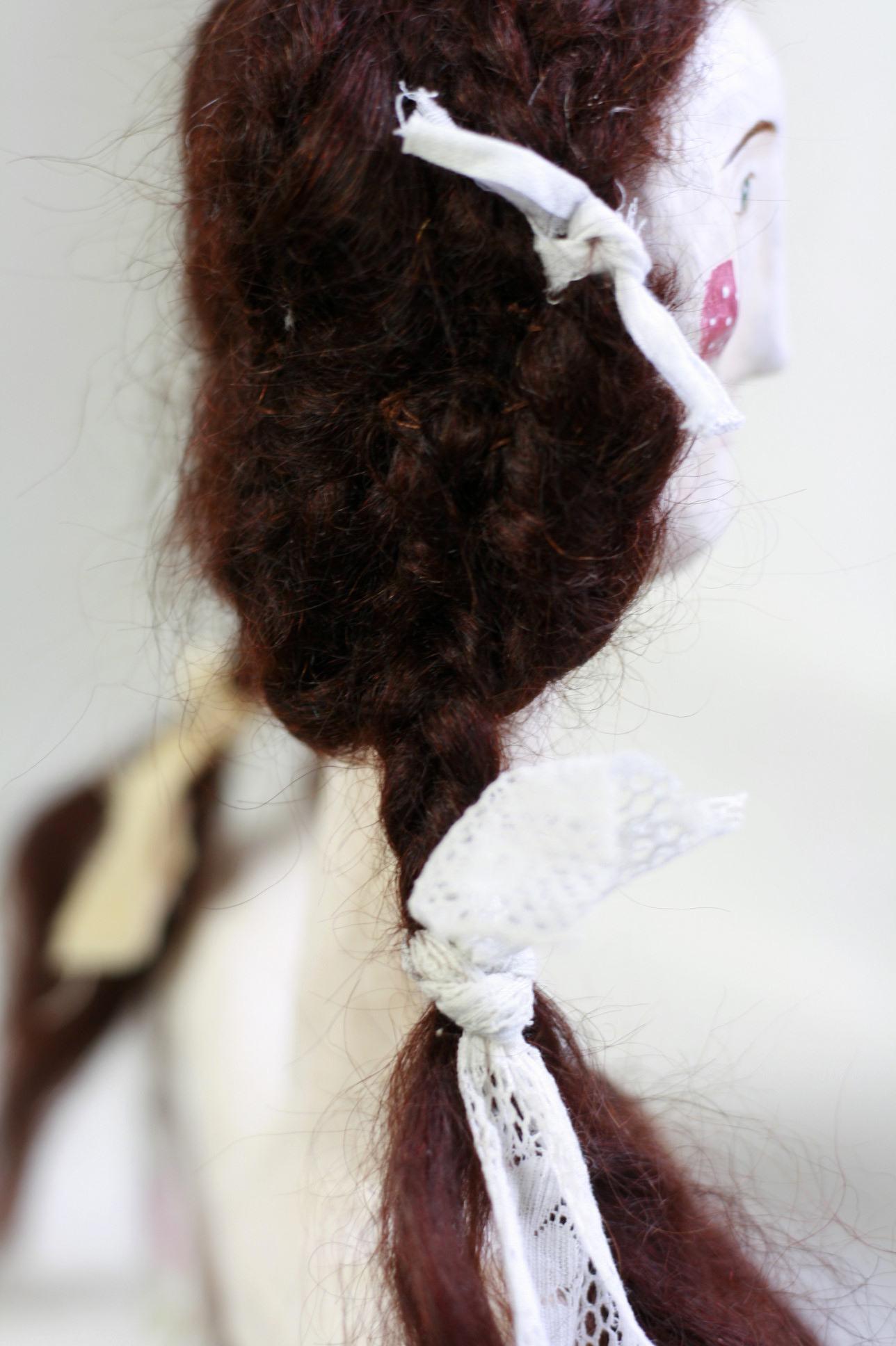 Woodland Spirit paper doll buste 13