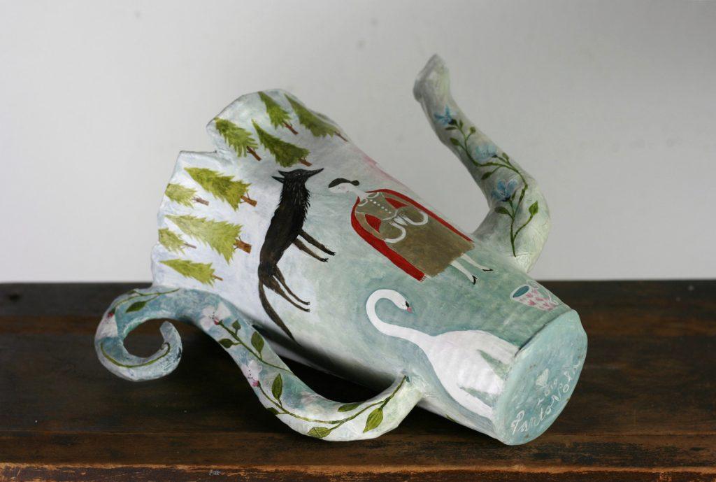 paper teapot