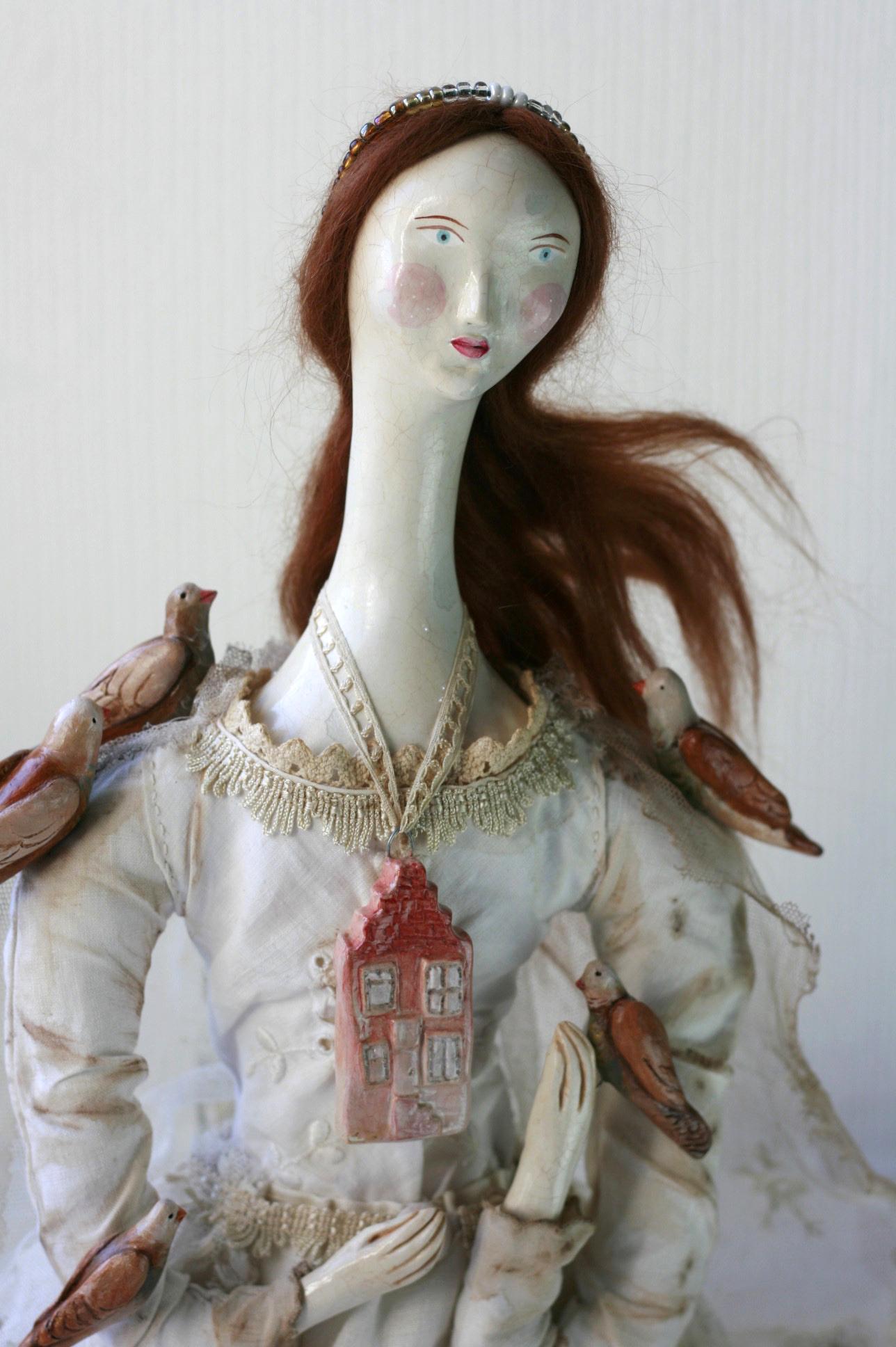 porcelain artdoll