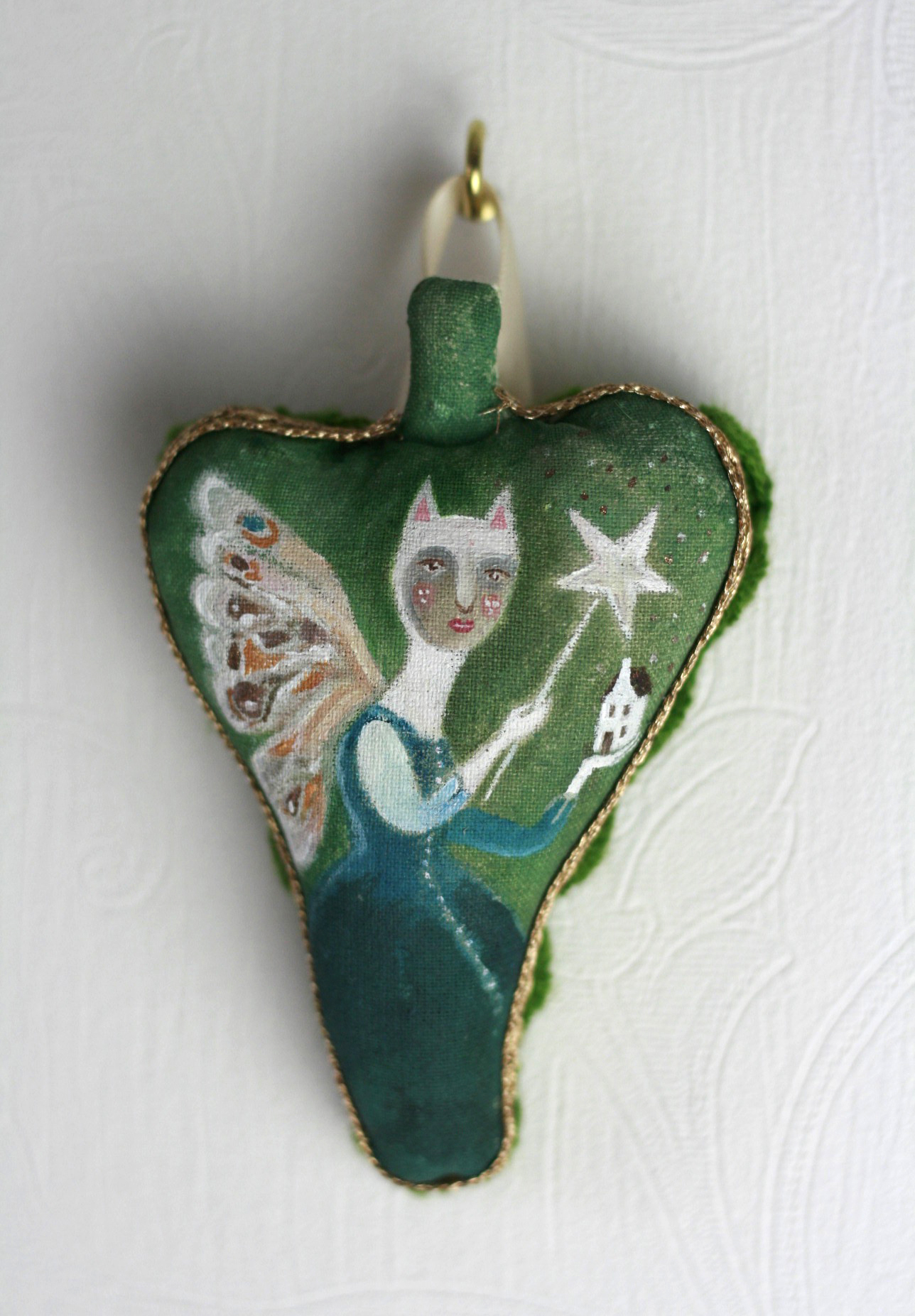 ex voto ornament