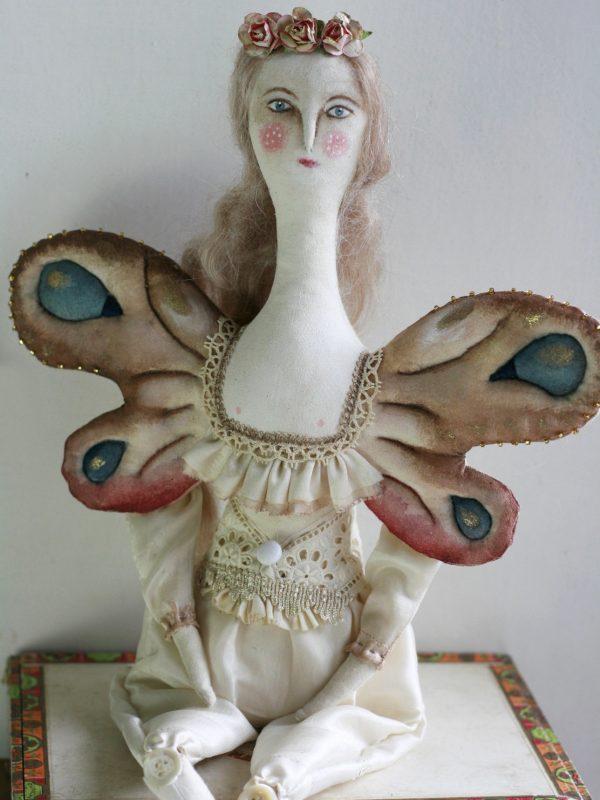 fairy art doll