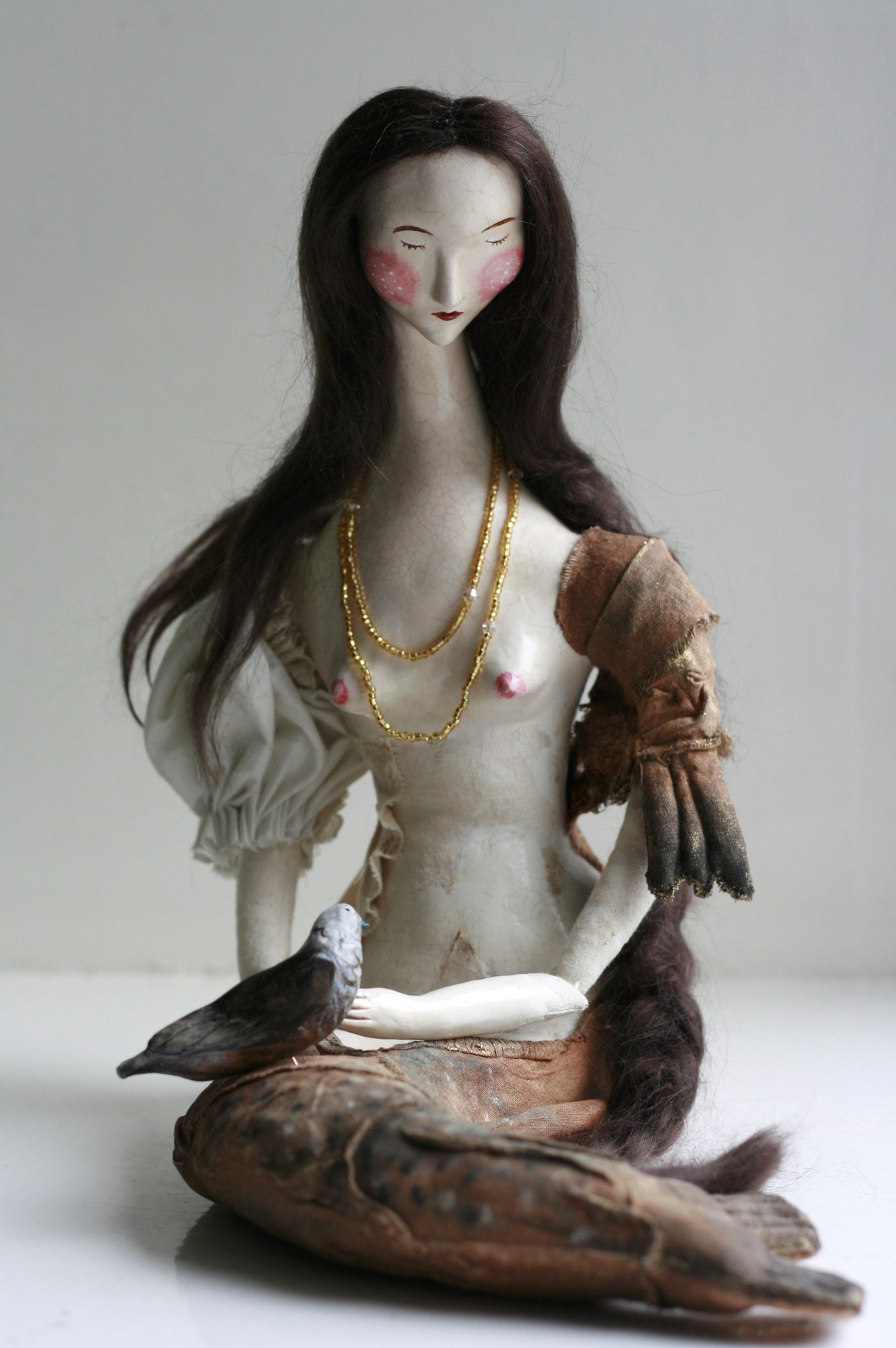 mytholgy art doll