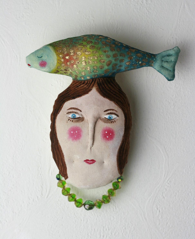 Fish Lady