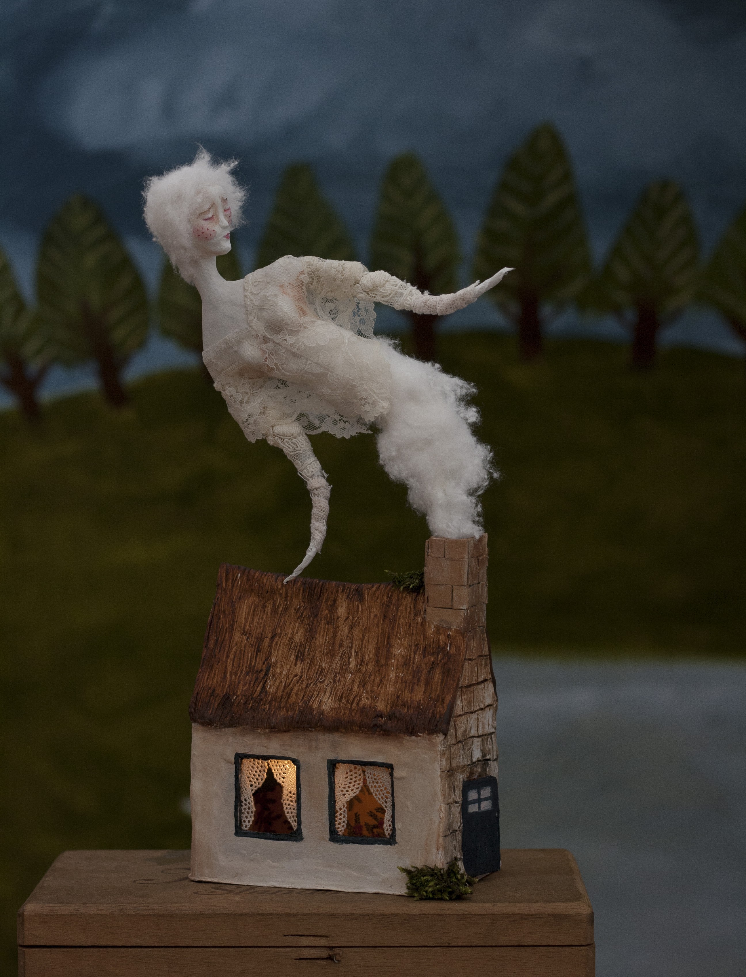 The Chimney Ghost