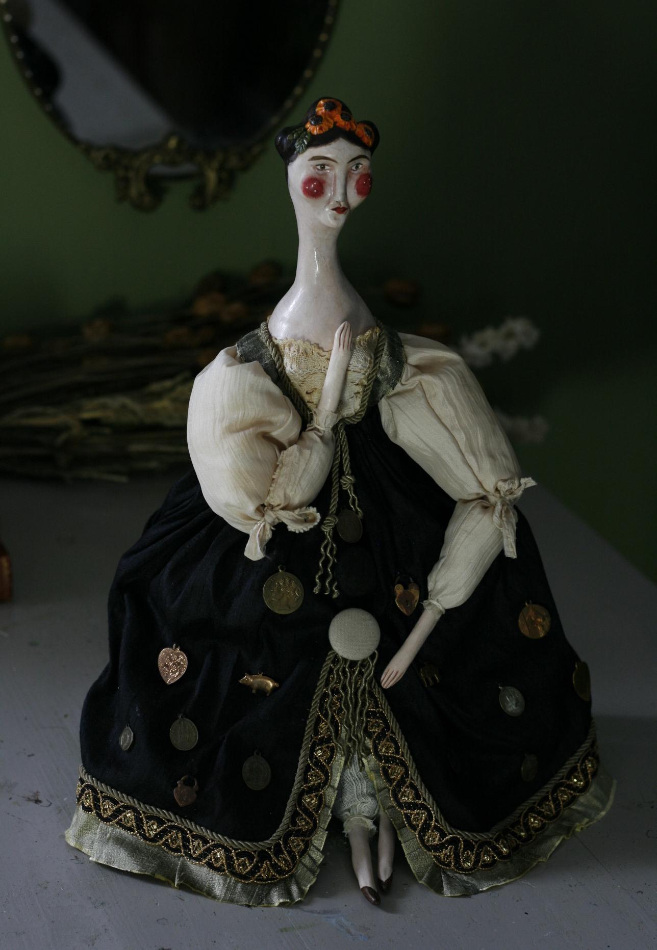 Lady Peregrine