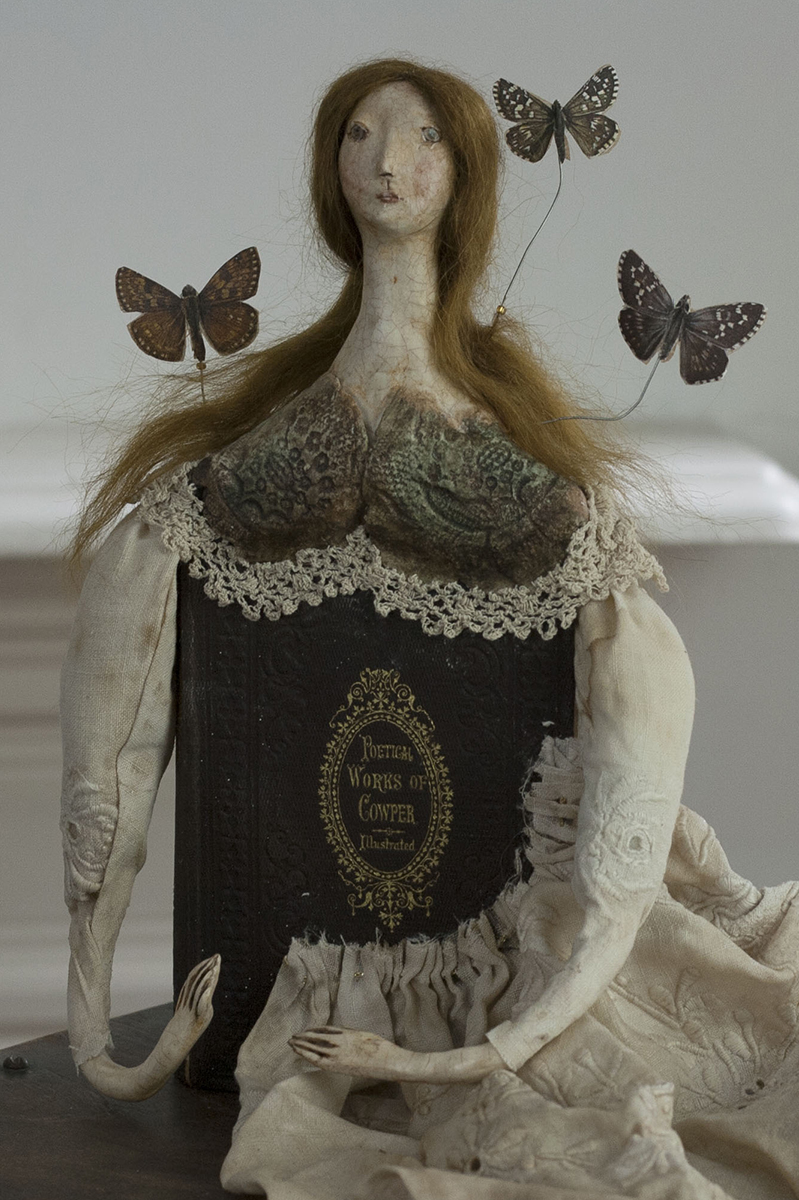 Moïra Moth Poet