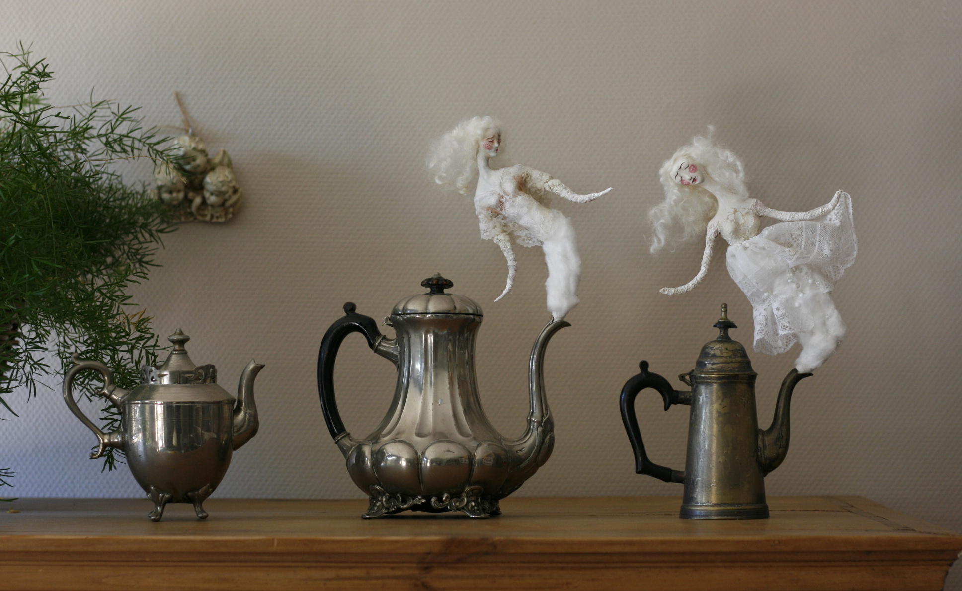 The Teapot Ghosts