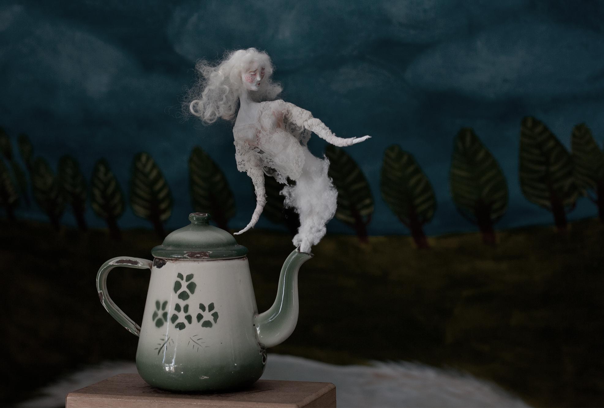 Teapot Ghost