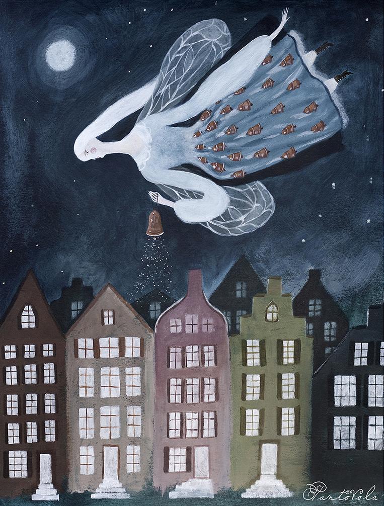 Bell House Fairy