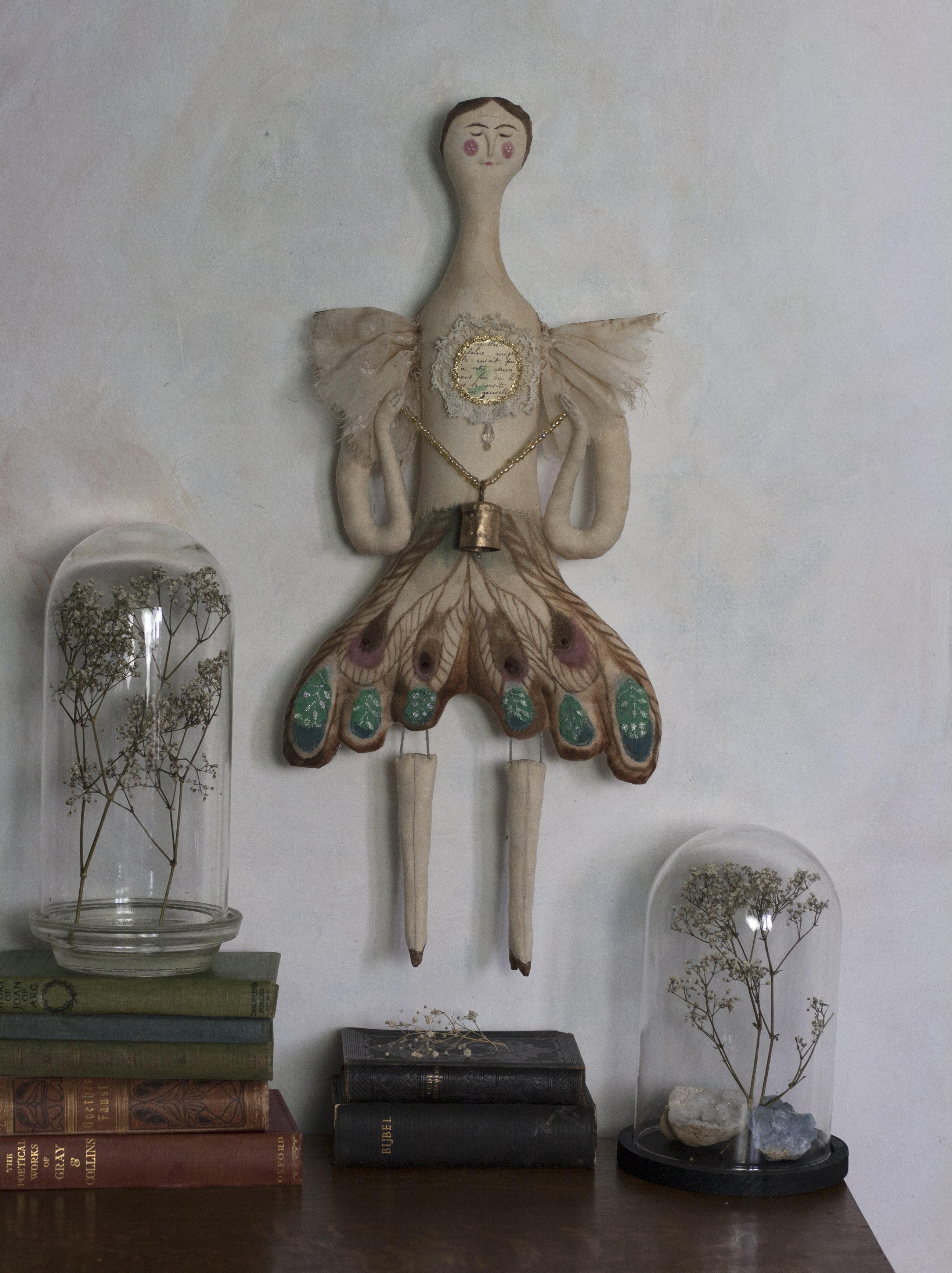 Moth Faerie