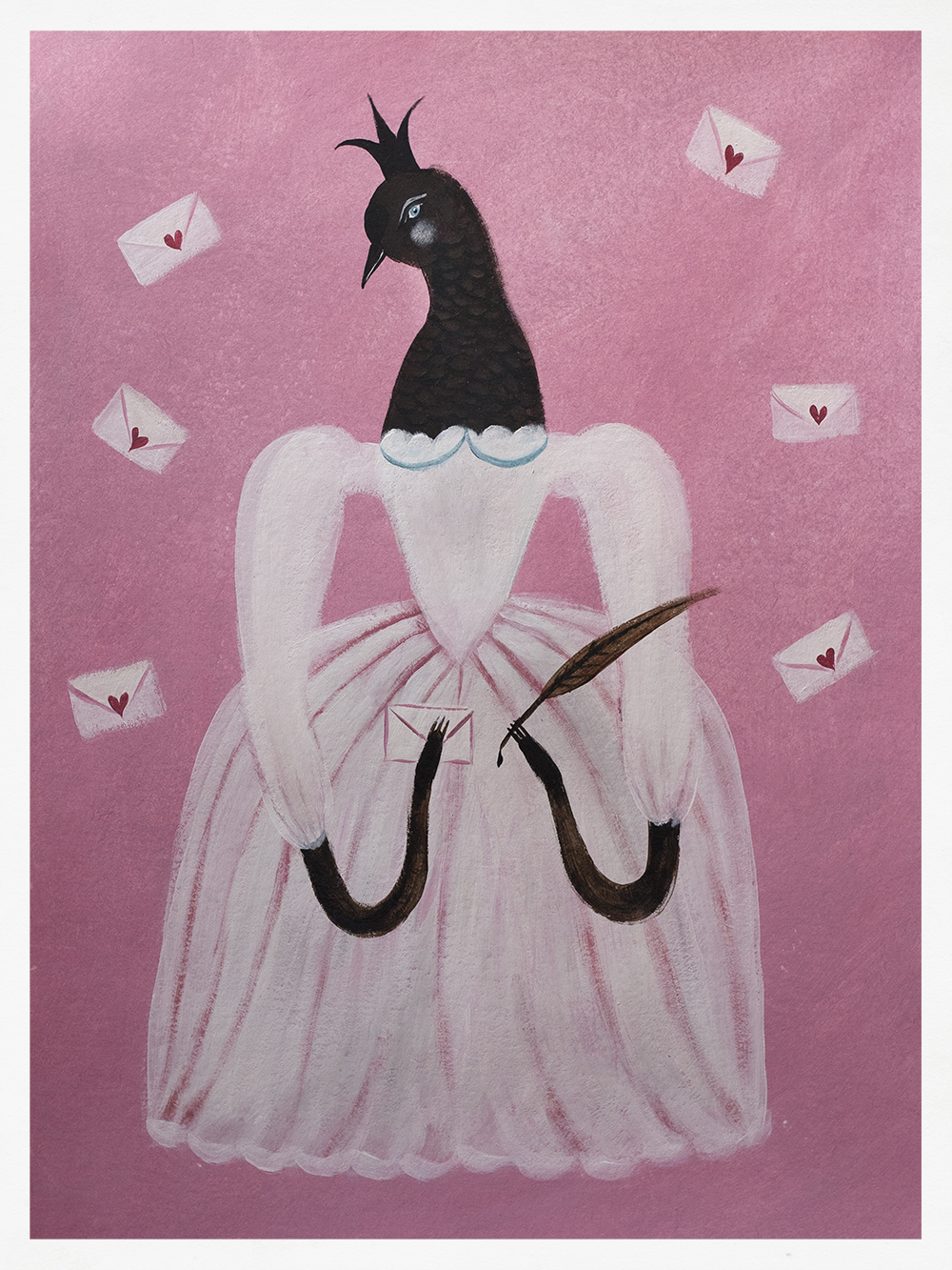Black Bird Letters