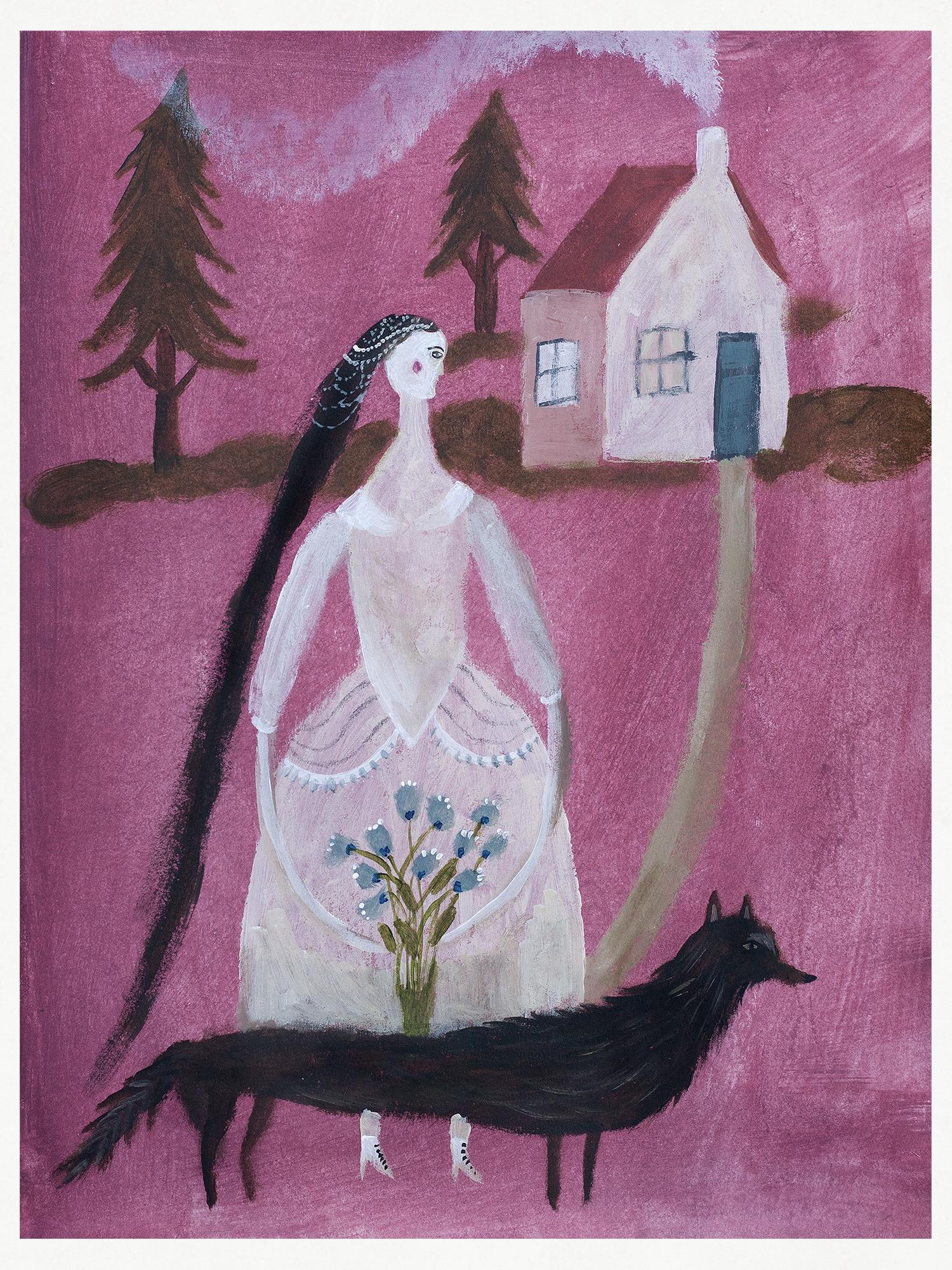 naive painting